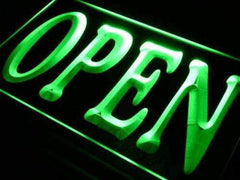 Store Open LED Neon Light Sign