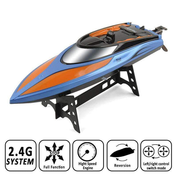 High Speed Remote Control RC Boat  Kids > RC Electronics > RC Cars - Way Up Gifts