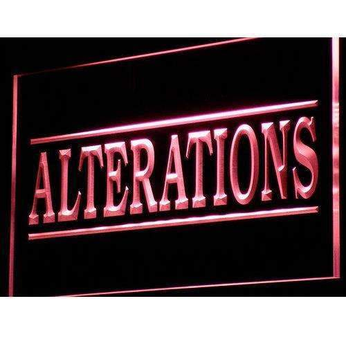 Tailor Alterations LED Neon Light Sign - Way Up Gifts
