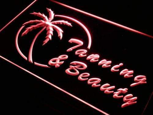 Tanning Beauty Salon LED Neon Light Sign - Way Up Gifts