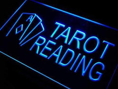 Tarot Reading LED Neon Light Sign