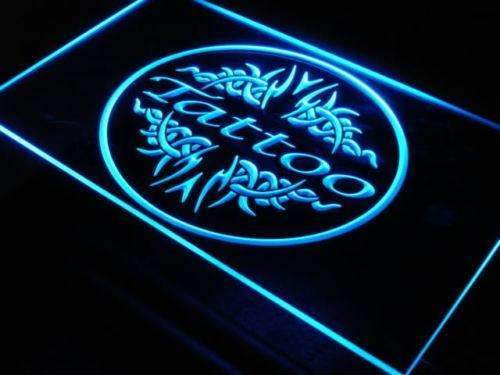 Tattoo Display LED Neon Light Sign - Way Up Gifts