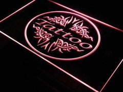 Tattoo Display LED Neon Light Sign