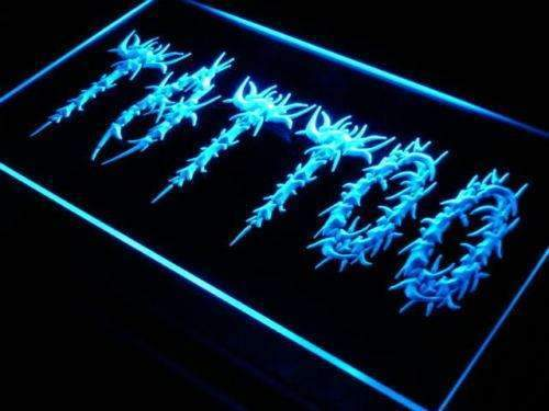 Tattoo Lure LED Neon Light Sign - Way Up Gifts