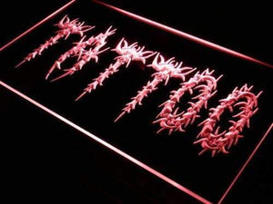 Tattoo Lure Neon Sign (LED)-Way Up Gifts