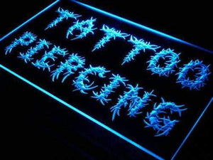 Tattoo Piercing Lure Neon Sign (LED)-Way Up Gifts