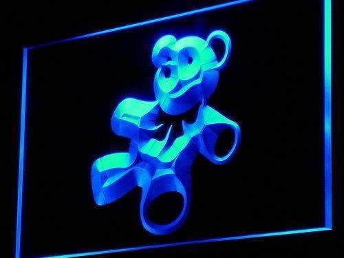 Teddy Bear LED Neon Light Sign - Way Up Gifts