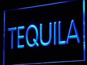 Tequila Neon Sign (LED)-Way Up Gifts