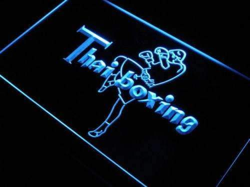 Thai Boxing LED Neon Light Sign - Way Up Gifts