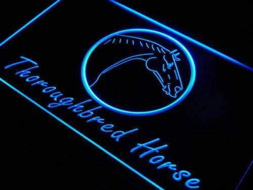 Thoroughbred Horse LED Neon Light Sign - Way Up Gifts