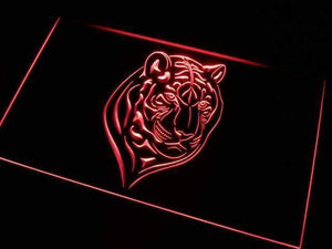 Tiger Animal Neon Sign (LED)-Way Up Gifts