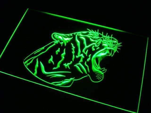 Tiger Decor LED Neon Light Sign - Way Up Gifts