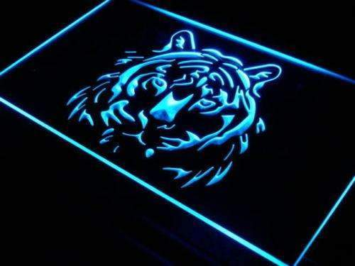 Tiger Head LED Neon Light Sign - Way Up Gifts