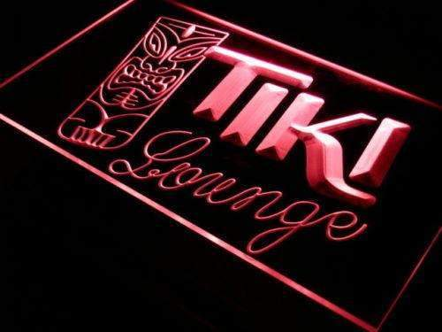 Tiki Lounge LED Neon Light Sign - Way Up Gifts