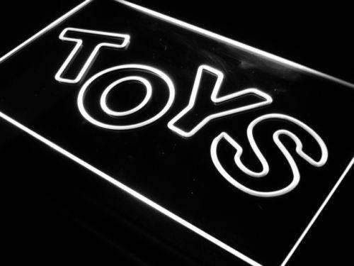 Toy Store Toys LED Neon Light Sign - Way Up Gifts