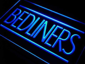 Truck Bedliners Neon Sign (LED)-Way Up Gifts