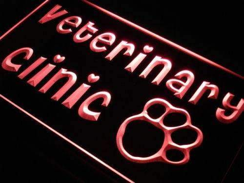 Vet Veterinary Clinic LED Neon Light Sign - Way Up Gifts