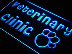 Vet Veterinary Clinic LED Neon Light Sign