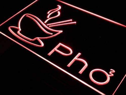 Vietnamese Pho LED Neon Light Sign - Way Up Gifts