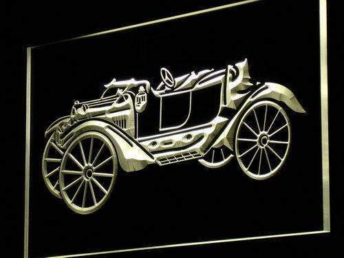 Vintage Car Collection LED Neon Light Sign  Business > LED Signs > Uncategorized Neon Signs - Way Up Gifts