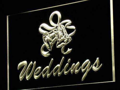 Wedding Planner LED Neon Light Sign - Way Up Gifts