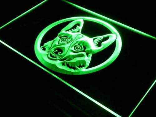 Welsh Corgi LED Neon Light Sign - Way Up Gifts