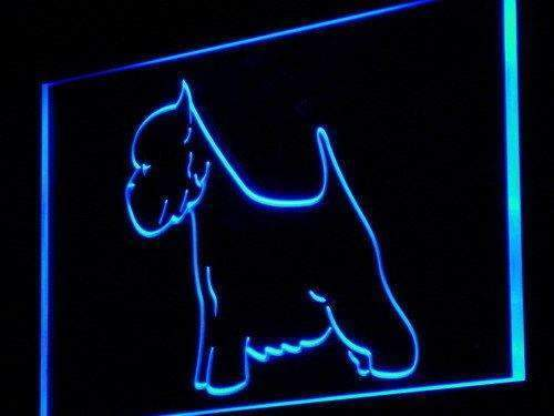 West Highland White Terrier LED Neon Light Sign - Way Up Gifts
