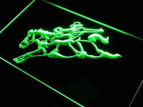 Western Cowboy Horse Rider LED Neon Light Sign - Way Up Gifts