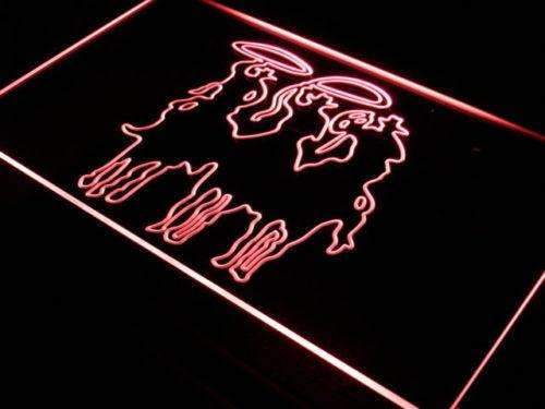 Western Cowboy Rodeo LED Neon Light Sign - Way Up Gifts