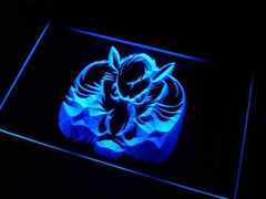 Wild Boar LED Neon Light Sign