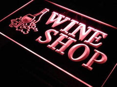 Wine Shop LED Neon Light Sign