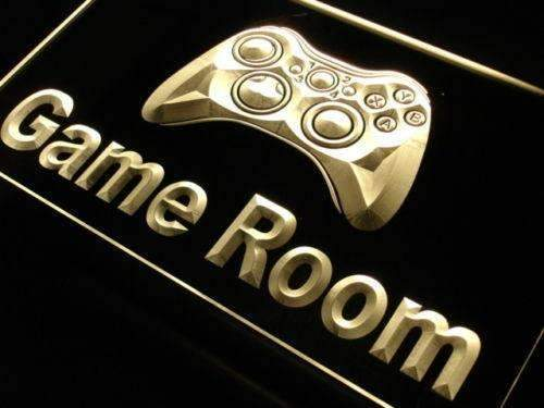 Xbox Playstation Game Room LED Neon Light Sign - Way Up Gifts