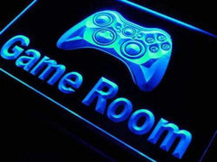 Xbox Playstation Game Room LED Neon Light Sign