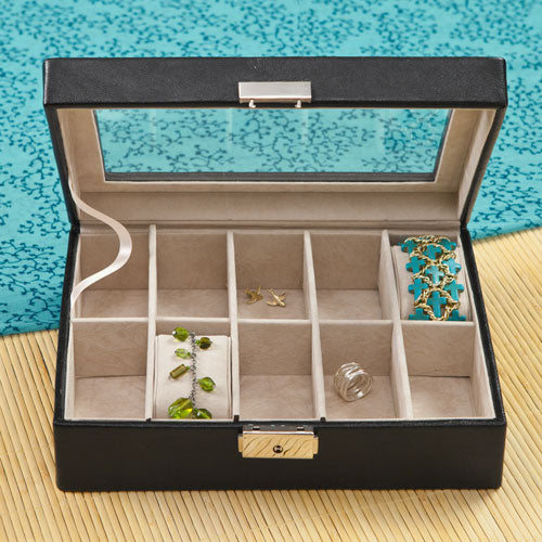 Engraved Women's Jewelry Organizer & Holder - Way Up Gifts
