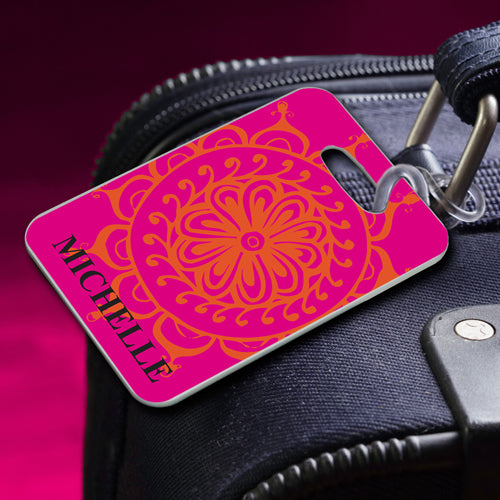 Personalized Name Luggage Tag - Way Up Gifts