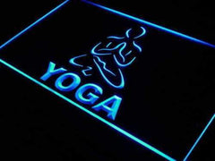 Yoga LED Neon Light Sign