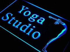 Yoga Studio LED Neon Light Sign