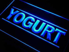 Yogurt LED Neon Light Sign