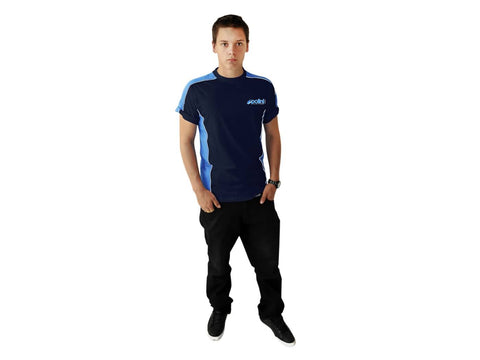 T-shirt Polini Race Team navy/light blue size S