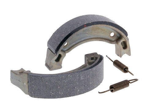 brake shoe set 110x25mm heavy duty for GY6 139QMA 139QMB