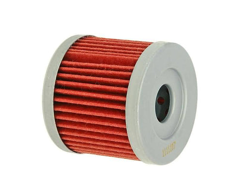 oil filter Hiflofiltro for Hyosung, Suzuki