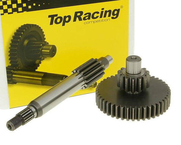 primary transmission gear up kit Top Racing +21% 13/43 for 14 tooth countershaft