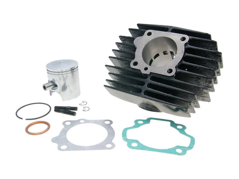 cylinder kit Polini cast iron sport 70cc 46mm for Honda Camino, PX 50