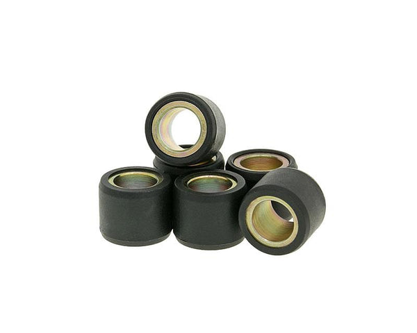 variator / vario rollers 19x15.5 - 8.70g - set of 6 pcs