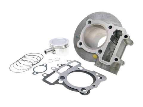 cylinder kit Polini aluminum sport 165cc 60mm for LML 125, 150 4T (carburetor model)