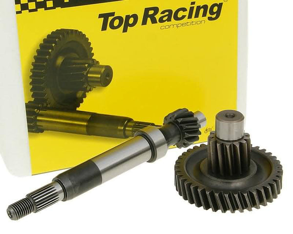primary transmission gear up kit Top Racing +25% 13/37 for primary shaft w/o bearing