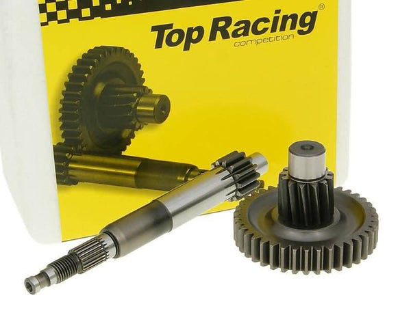 primary transmission gear up kit Top Racing +18% 13/39 for primary shaft with bearing