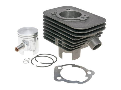 cylinder kit Polini cast iron sport 63cc 10mm piston pin w/o head for Piaggio Boxer, Bravo, CBA, Ciao, Eco, Grillo, Si