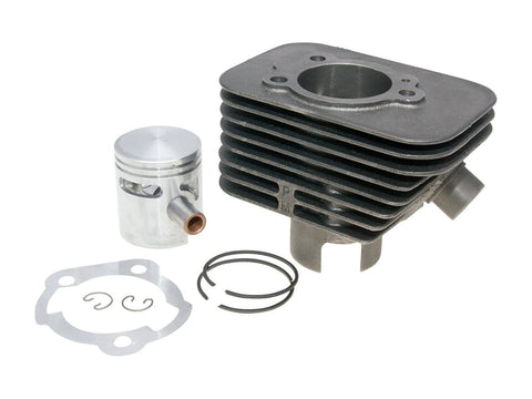 cylinder kit Polini cast iron sport 63cc 12mm piston pin headless for Piaggio Boxer, Bravo, CBA, Ciao, Eco, Grillo, Si