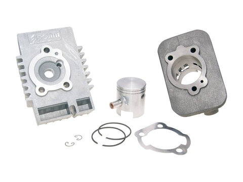 cylinder kit Polini cast iron sport 63cc 10mm piston pin for Piaggio, Vespa Bravo, boss, Grillo, SI